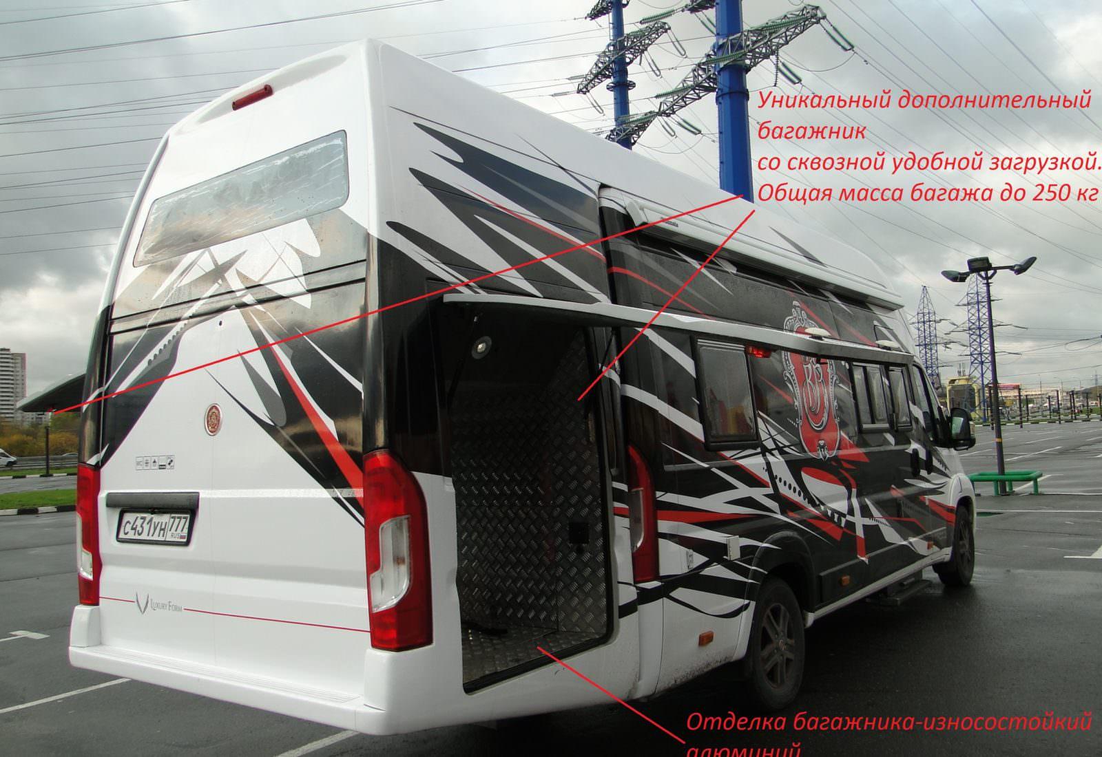 Инновационный автодом Lux-Form iVan (3)